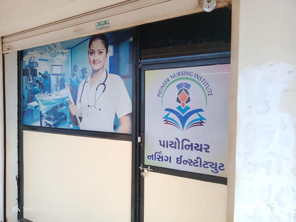 New Center Opening at Vadnagar for Nursing Training